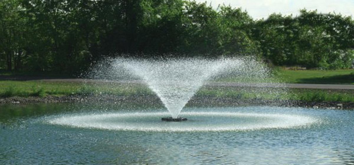 Плавающий фонтан появится в Барановичах