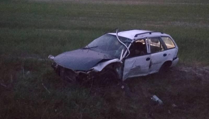 В ДТП под Столином погиб 22-летний водитель, его выбросило из салона через боковую дверь