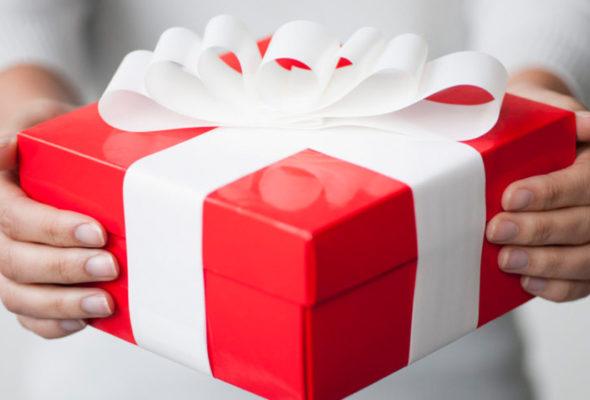 Подарок должен быть интересным и оригинальным