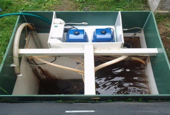 Проблема очищения отработанной воды решается просто