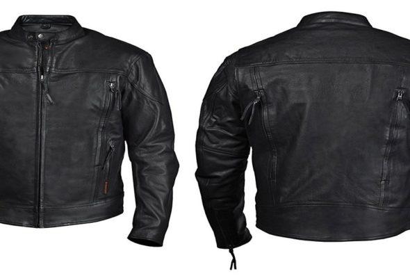 Кожаная куртка – стиль, удобство, качество