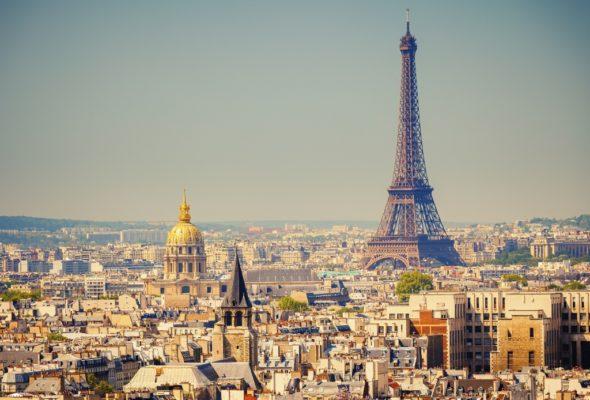Как недорого добраться из Украины в Париж в 2019 году?