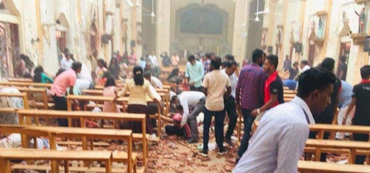 Взрывы в Шри-Ланке. За сутки прогремел уже восьмой