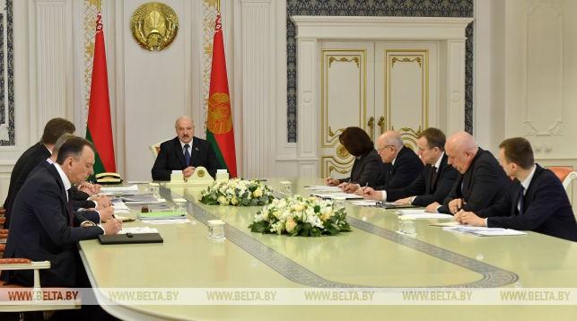 Лукашенко поручил к 2021 году построить Национальный выставочный центр