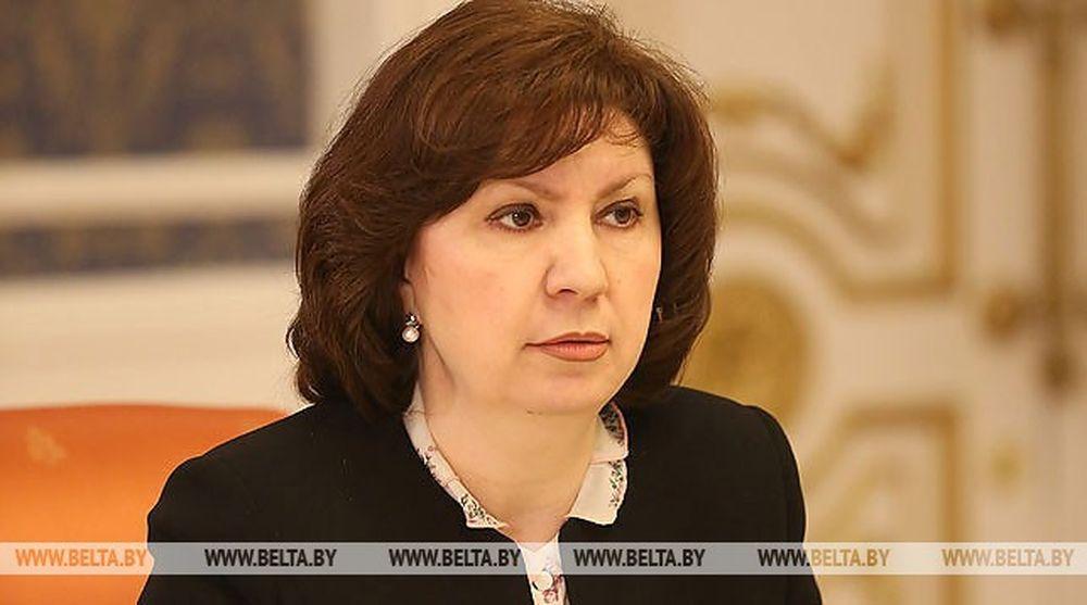 Кочанова в Могилеве по поручению Лукашенко извинилась перед цыганами