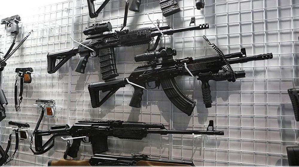 В Беларуси появилась новая промышленная отрасль — производство стрелкового оружия и боеприпасов