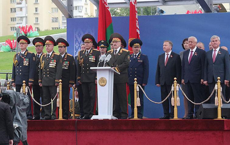 Полностью ли контролирует Лукашенко ситуацию в силовых ведомствах?