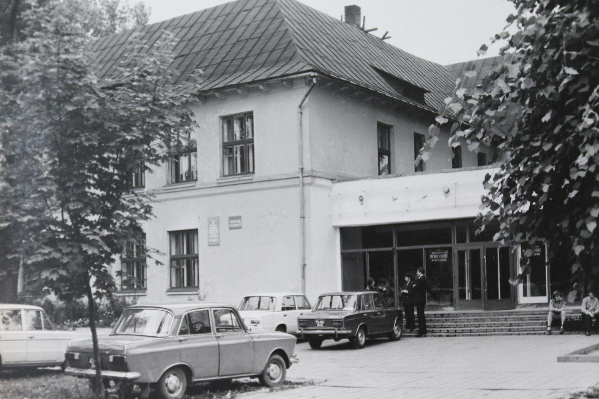 1970 год. Барановичское музыкальное училище. Фото: архив БГМК