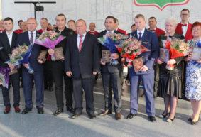 В Барановичах прошло вручение премии «Человек года-2018»