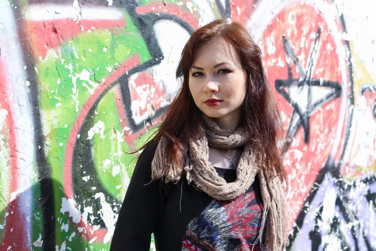 Полина Розбианская. Фото: Александр ЧЕРНЫЙ
