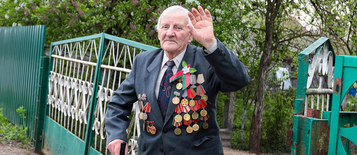 Была команда «Только вперед». Ветеран Великой Отечественной войны – о боях, Победе и мирном времени