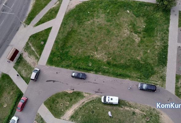 В Бобруйске парень выпал из окна 18-го этажа