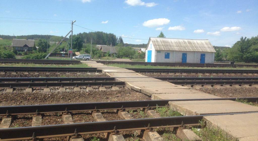 Под Молодечно поезд насмерть сбил 11-летнего ребенка
