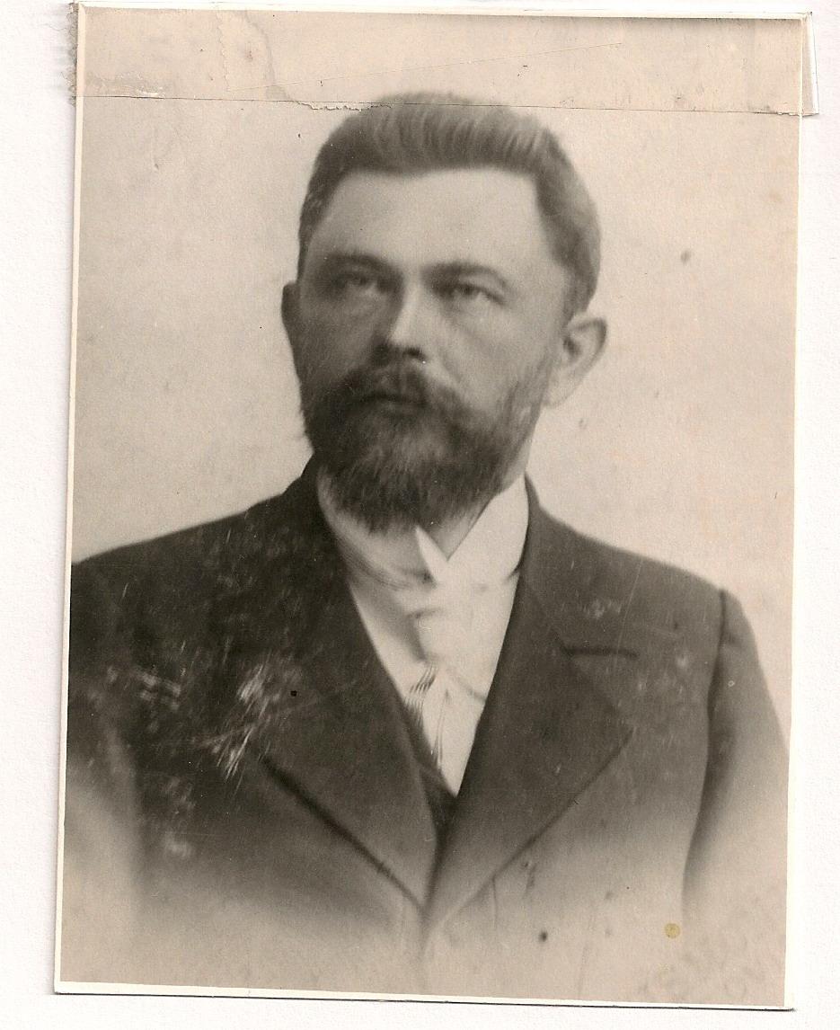 Витольд Лопотт. Фото: архив Марии КАСИНА (Канада)