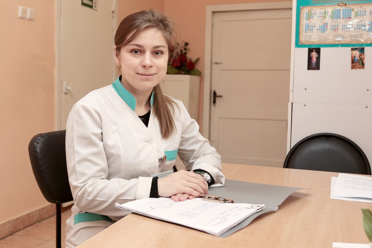 Анастасия Ярмольчик. Фото: Александр ЧЕРНЫЙ