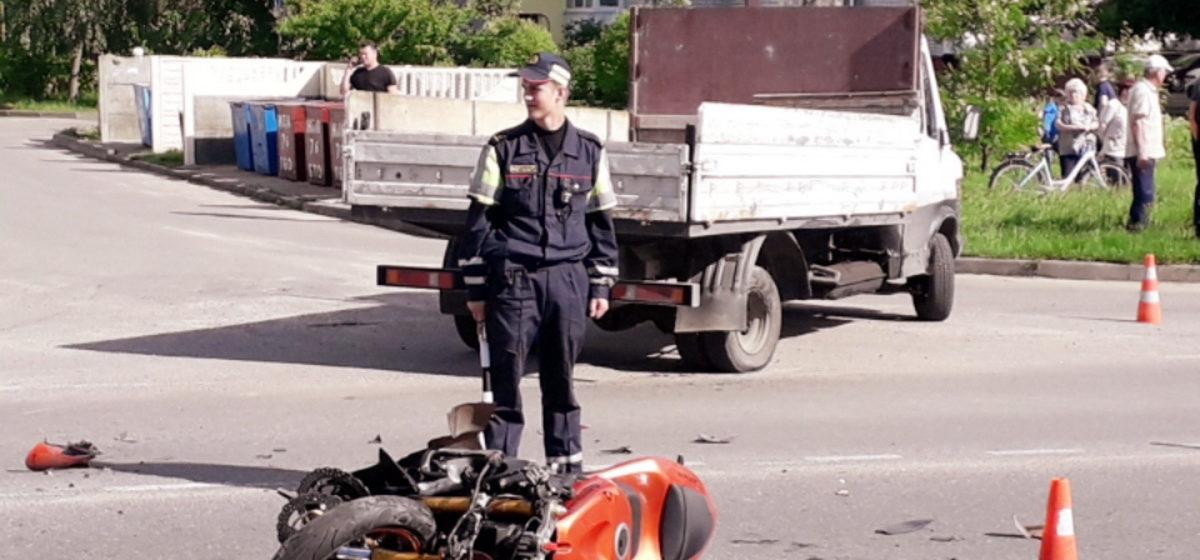 Новости. Главное за 31 мая: подробности столкновения грузовика с мотоциклом в Барановичах, дорожный налог хотят включить в цену топлива и погода на выходные
