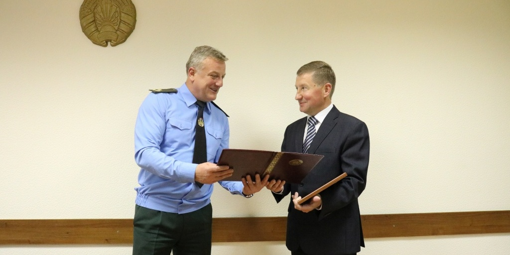 Подал в отставку начальник Барановичской инспекции охраны животного и растительного мира