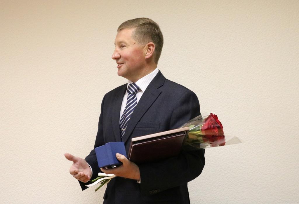 Игорь Загорский. Фото: https://gosinspekciya.gov.by