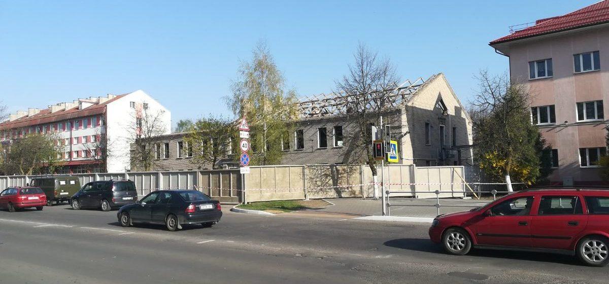 Как будет выглядеть новое административное здание барановичского авиазавода