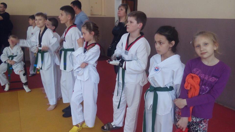 Барановичские школьники – среди призеров республиканского турнира по таэквондо