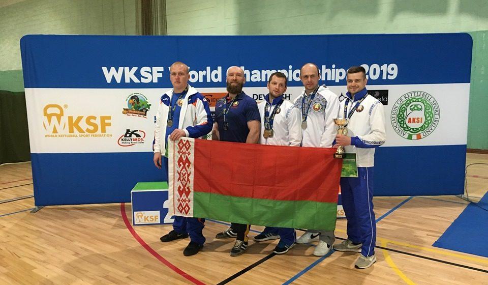 Барановичский атлет завоевал медаль чемпионата мира по гиревому спорту
