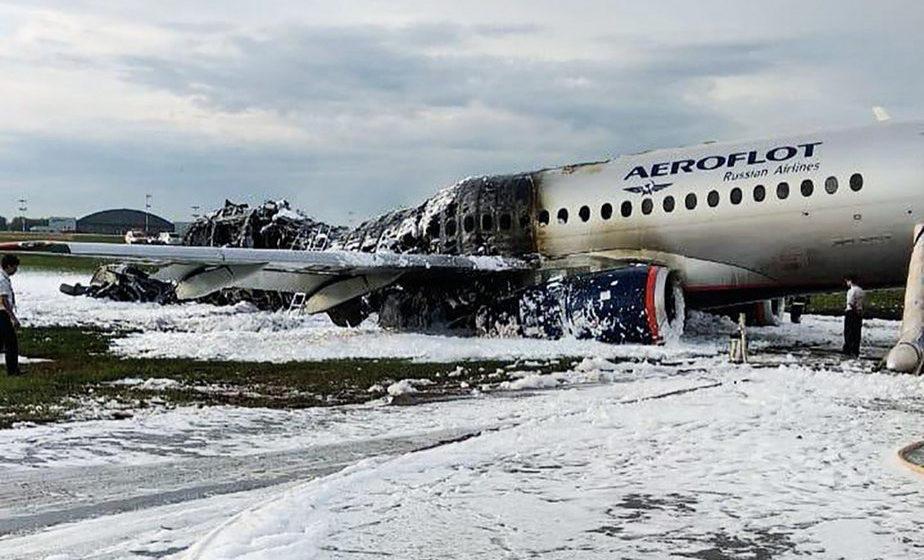 В Шереметьеве совершил жесткую посадку самолет с 78 пассажирами – есть погибшие