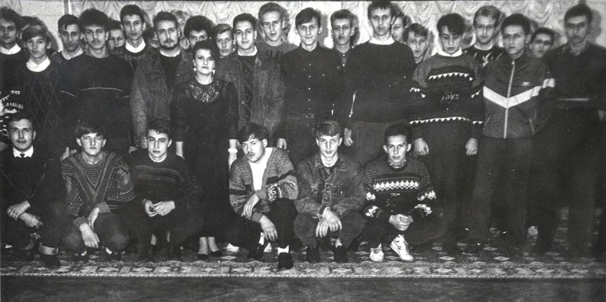 Фото: личный архив Игоря МОСТИЦКОГО