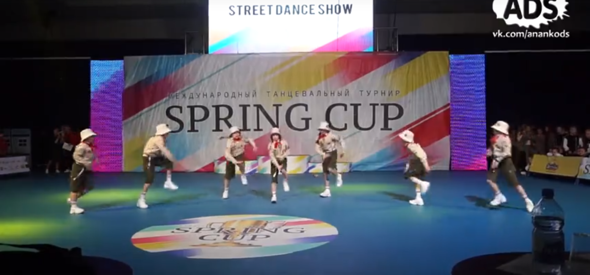 Барановичские танцоры заняли призовые места на международном чемпионате в Минске