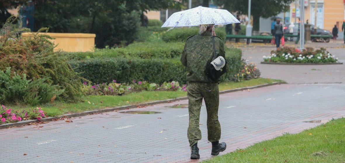 В Беларусь идут дожди