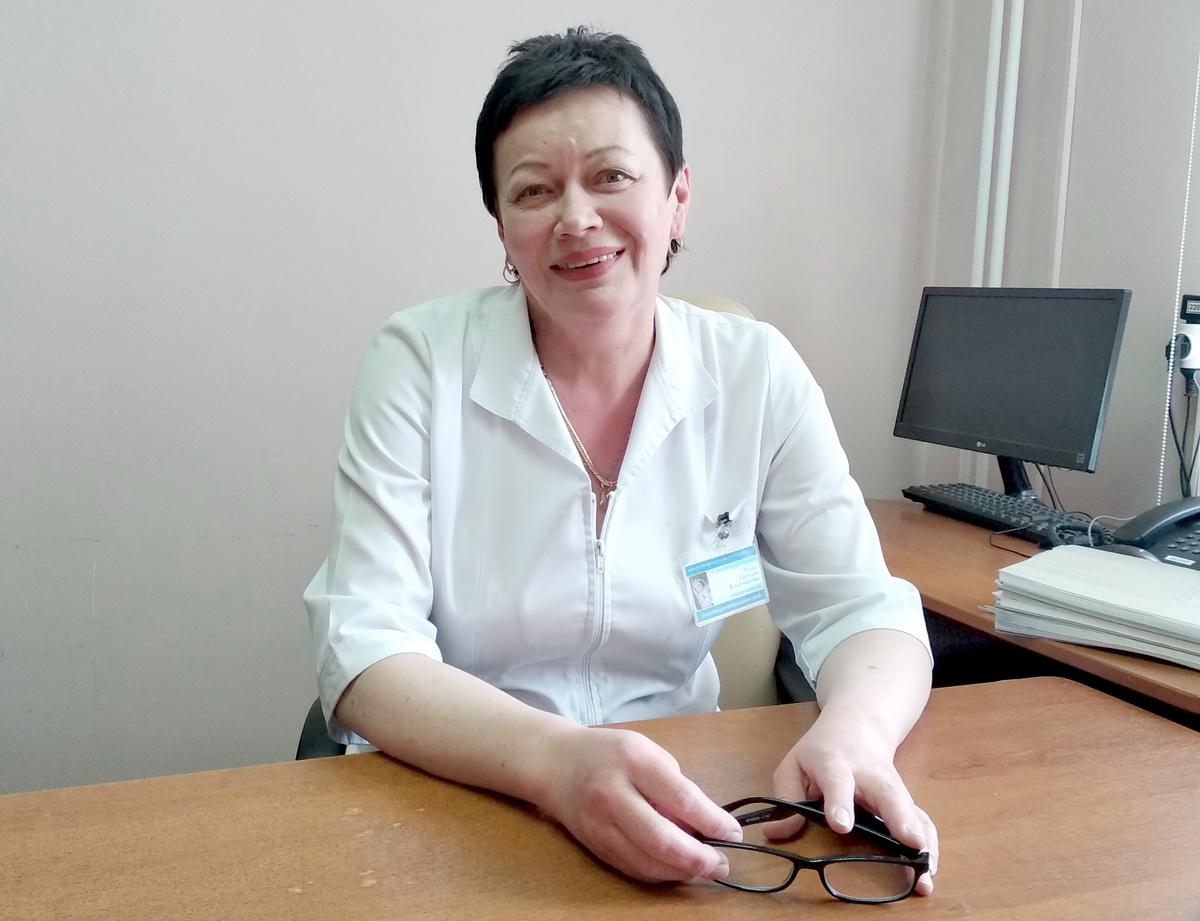 Светлана Чухно. Фото: Ирина КОМИК