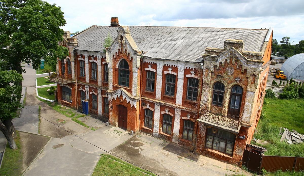 акцизное управление дом пионеров Барановичи