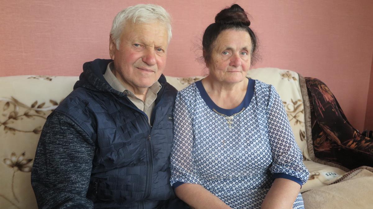 Супруги Петр и Анна Захаренко прожили вместе более 50 лет. Фото: личный архив