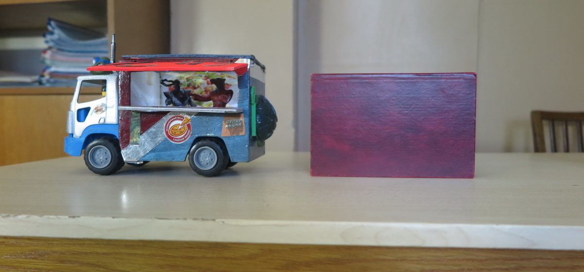 Бизнес-проект фургончика с пиццей из Барановичей признан лучшим start-up в сфере торговли