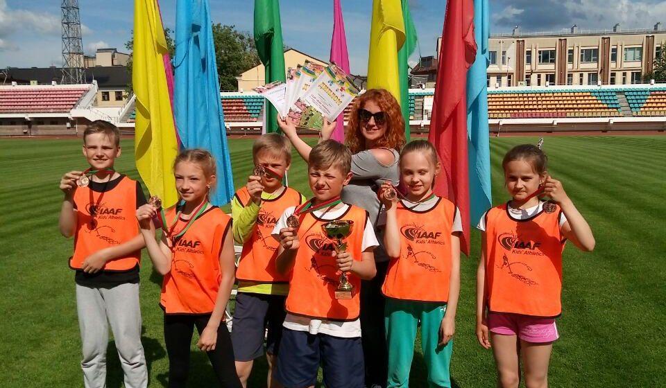 Самые юные спортсмены СДЮШОР №2 завоевали бронзу областного турнира
