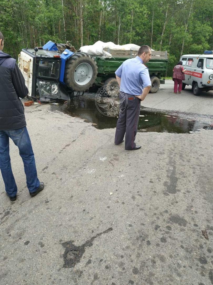 Фото: «ВКонтакте» «Речица Автопомощь»