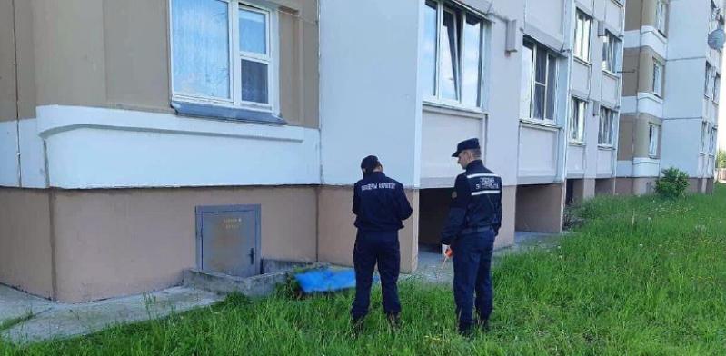 В Гомеле из окна седьмого этажа выпал трехлетний ребенок