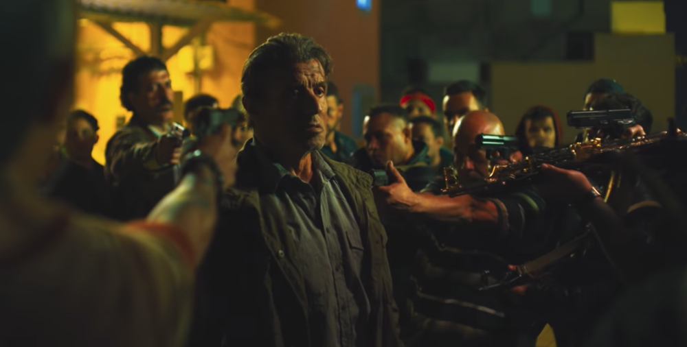 Вышел тизер-трейлер «Рэмбо 5: Последняя кровь», и это эпично