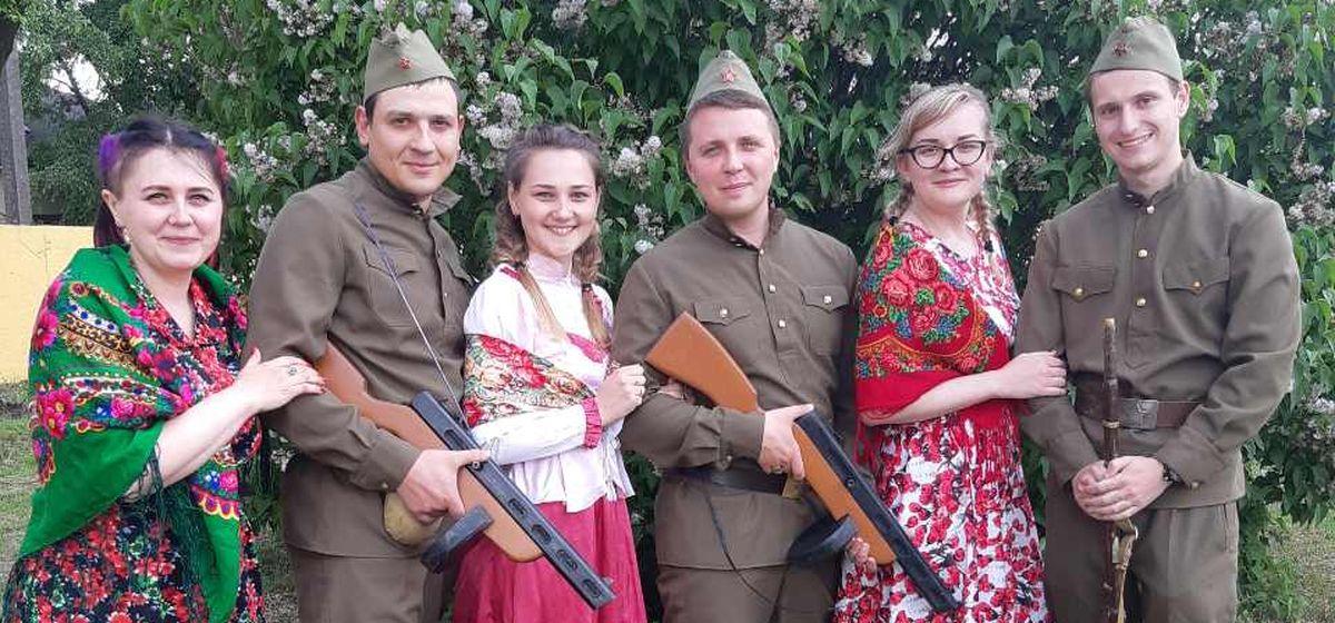 Молодежный театр «СВ-шоу» барановичских железнодорожников отличился на республиканском фестивале