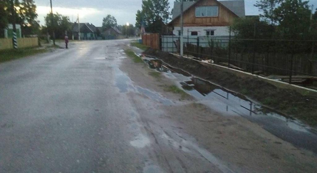 Водитель сбил пешехода в Ивацевичском районе, после чего скрылся