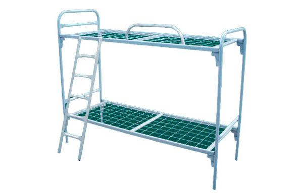 Кровати из металла: выбираем недорогой вариант для организации ночлега