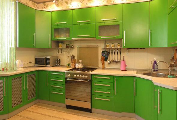 Кухня, на которой будет приятно находиться