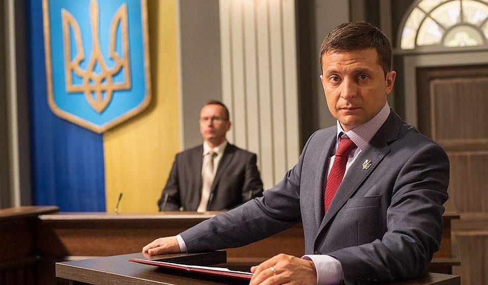 Зеленский назначил на государственные должности своих коллег по «95 кварталу»