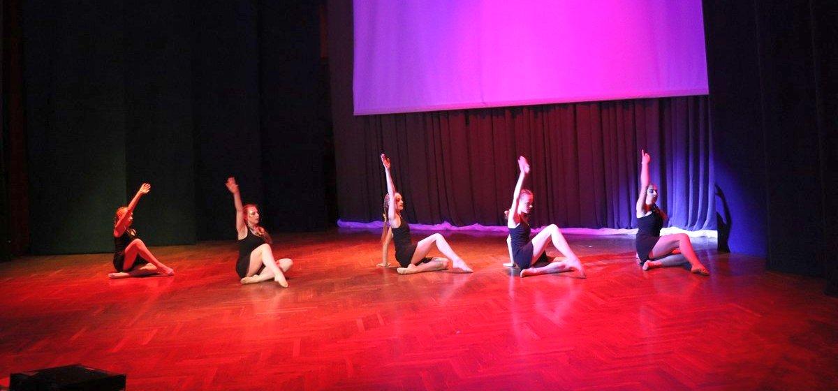 Образцовый ансамбль эстрадного танца «Вояж» отпраздновал свое 20-летие