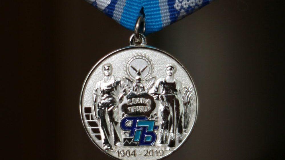 Лукашенко наградили еще одной медалью