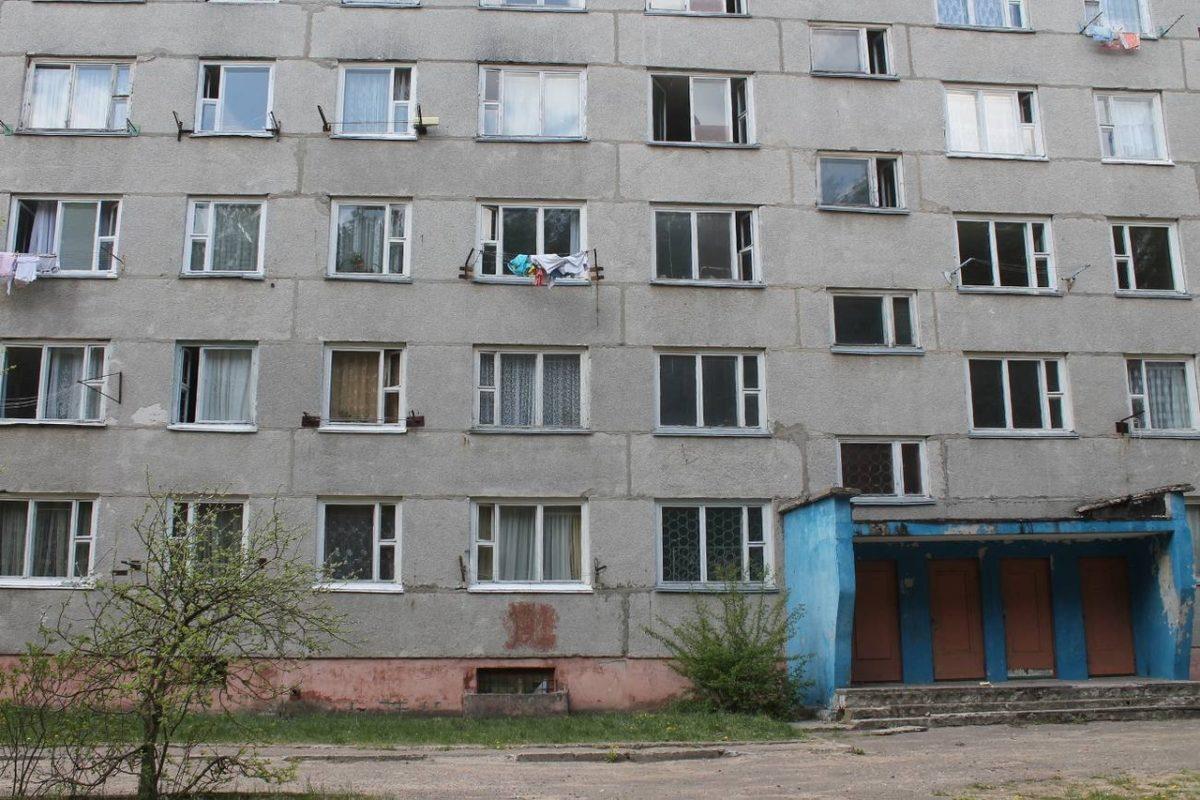 Место ЧП. Фото: УВД Гродно