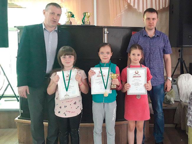Юные шахматисты Барановичей – среди призеров первенства страны