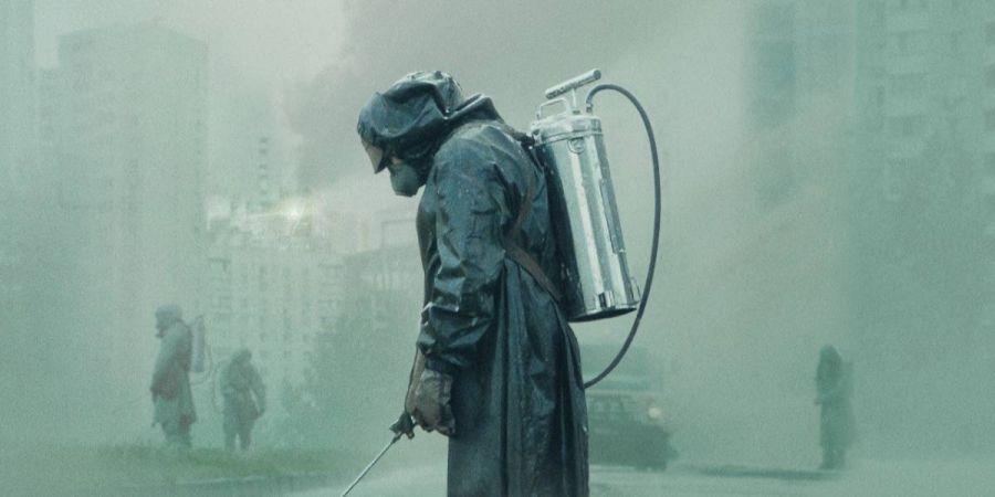Пятисерийный фильм «Чернобыль» стал самым рейтинговым сериалом в истории