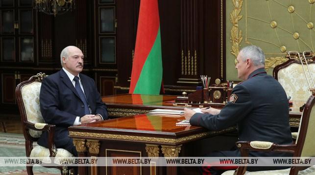Лукашенко: «Начинаем создавать не то «концлагеря», не то какие-то «гетто». Президент распорядился обеспечить безопасность на Играх, но «без излишеств»