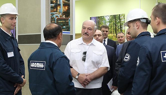Лукашенко о переговорах с Россией о грязной нефти: «Ползать на коленях не надо»