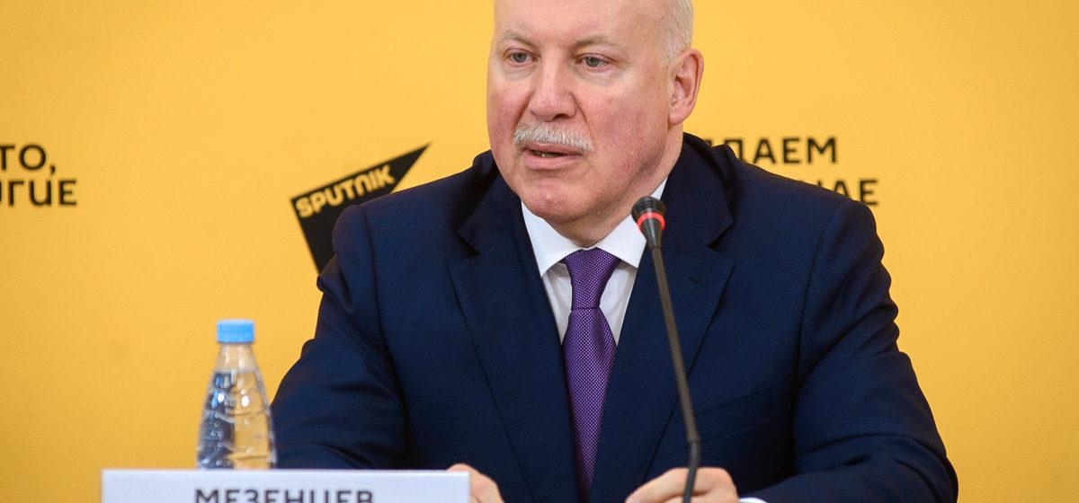 Новый посол России рассказал, какую установку дал ему Путин перед отъездом в Минск